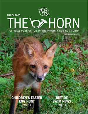 March 2020 Cover of a Fox in the Neighborhood